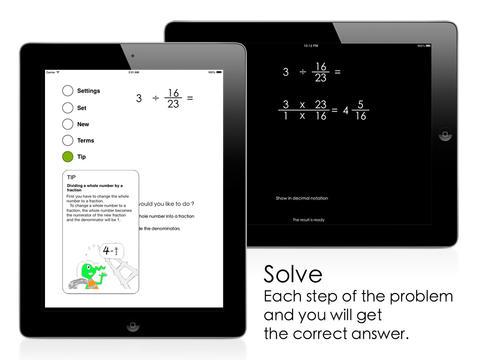 Fraction Math 1