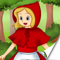 Mary Red Cap  Interactive Book