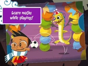Learn Maths with The Fantastic Adventures of Max Squared 4