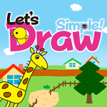 Let's Draw Simple!