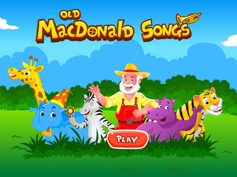 Old Macdonald Songs For Kids 5