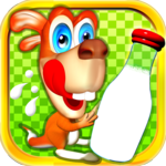Milk Hunt- Kids Math Game