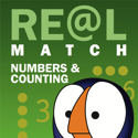 RE L Match Numbers  Counting
