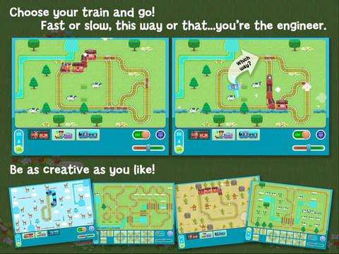 Tracks 'n' Trains- Zoo Train 3