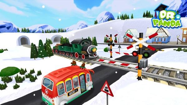 Dr Panda s Bus Driver Christmas 5