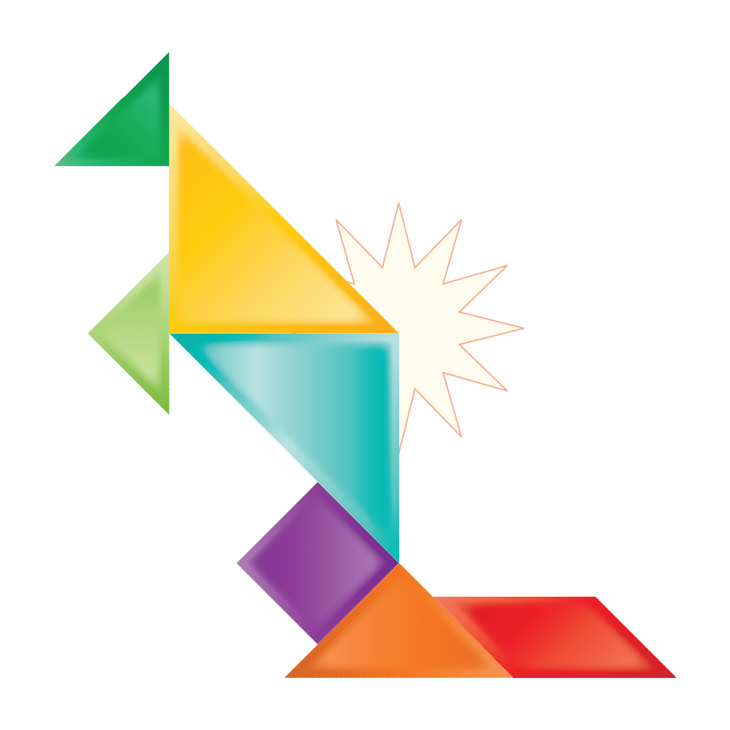 Tangaroos a tangram puzzle app for all ages review fun tangaroos jeuxipadfo Choice Image