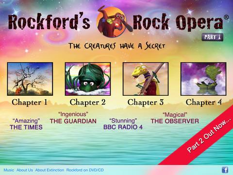 Rockford s Rock Opera 1