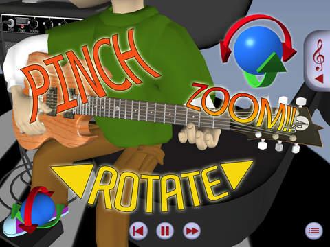 Listening Guitar Lesson 5
