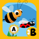 Brainy Bugs Preschool Games for iPad