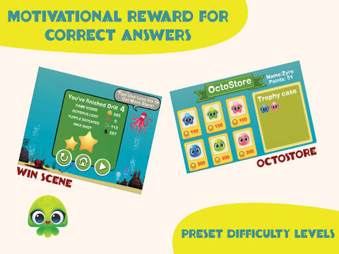 OctoPlus - Top Fun and Engaging Arcade Style Math Game for Addition ...