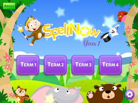 SpellNow Year 1
