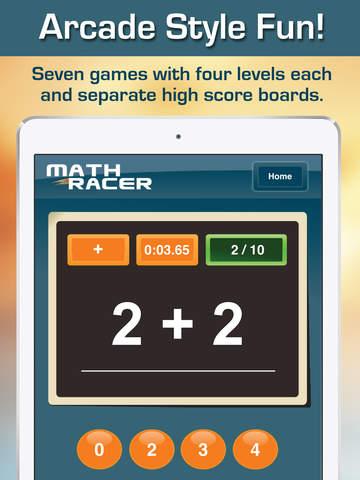 Math Racer 2