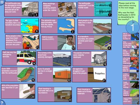 Digital Mysteries Earthquake