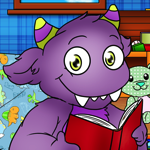 Super Reader s Little Monster Adventures