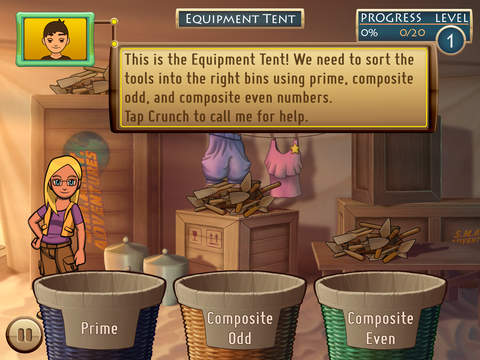 SMART Adventures Mission Math 2 Peril at the Pyramids 5