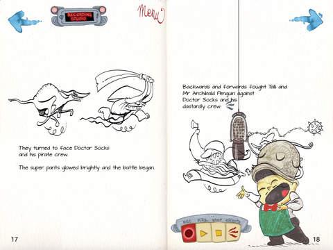 Mr Glue Stories 4