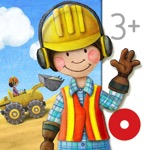 Tiny Builders  Digger Crane and Dumper for Kids