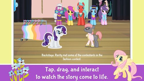 My Little Pony- Rarity Takes Manehattan 2