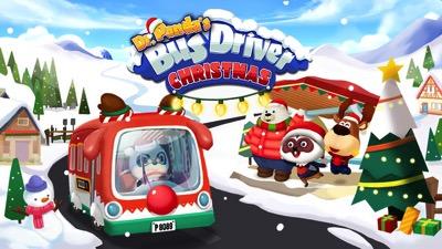 Dr Panda Bus Driver xmas