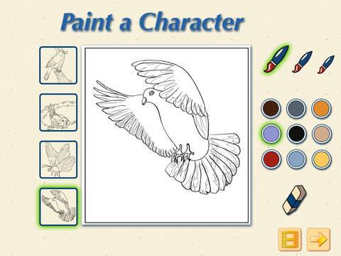 The Little Grey Bird 5