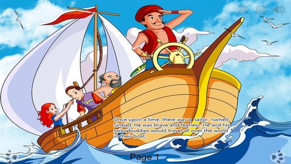 The Adventure of Sinbad