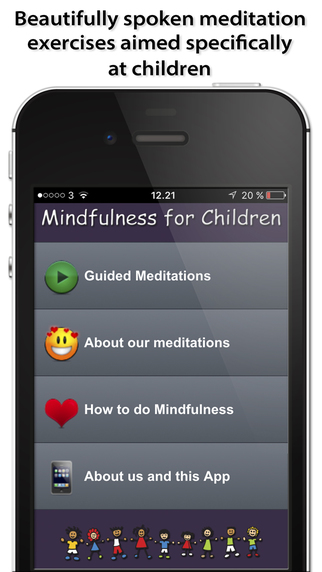 Mindfulness for Children  Meditations for kids 2