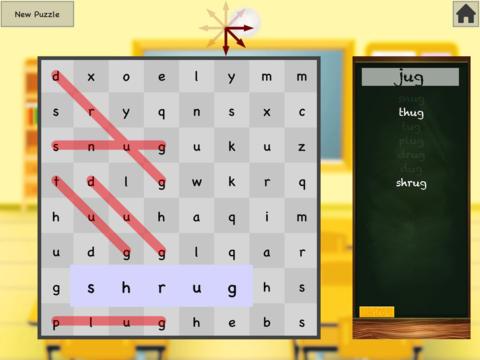 School Tool Rhyming Words 3