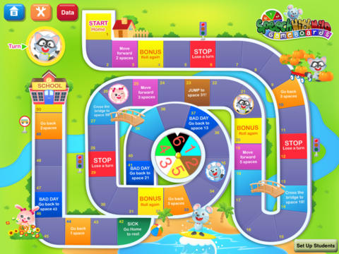 Speech with Milo Articulation Board Game 2