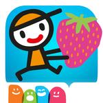 D5EN5- Fruits - An interactive game book for children