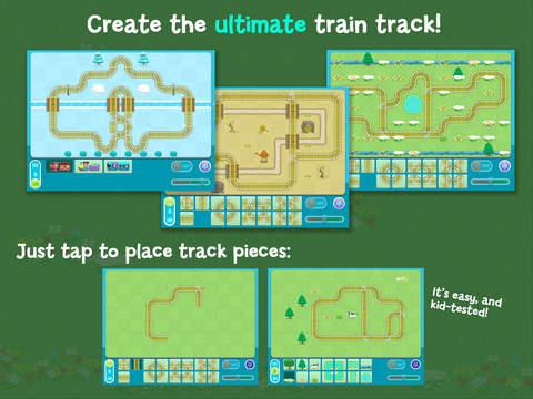 Tracks 'n' Trains- Zoo Train