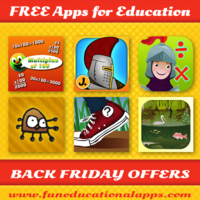 Black Friday Best Free Apps for Education