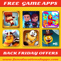 Best Free Game apps for Black Friday