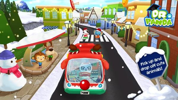 Dr Panda s Bus Driver Christmas 3