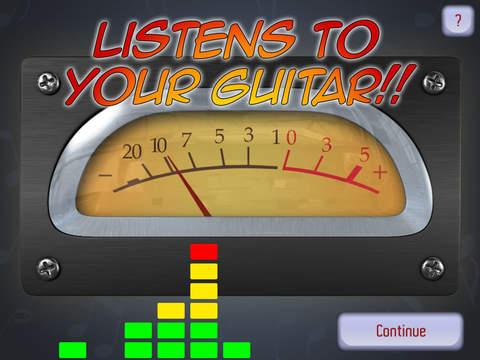Listening Guitar Lesson 2