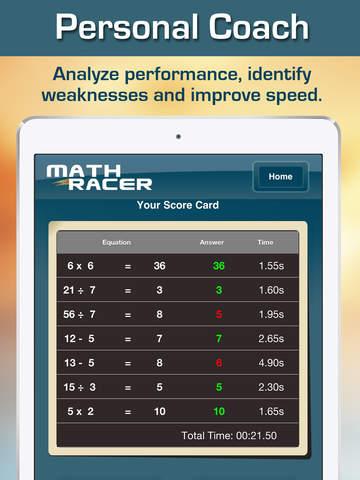 Math Racer 3