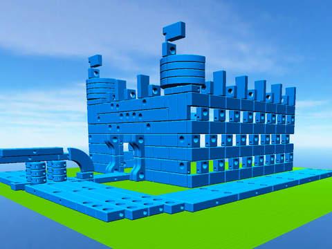 Imagination Playground 3D Builder