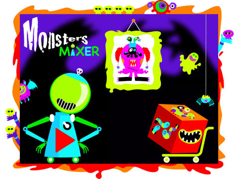 Monsters Mixer 2