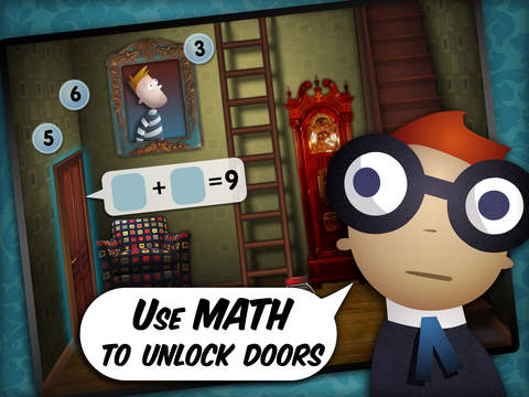 Mystery Math Town for iPhone 2