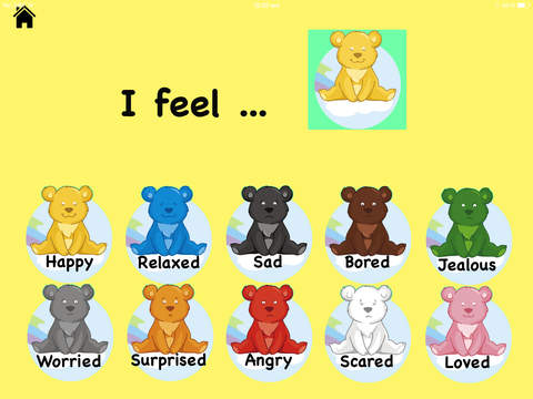 Learning Emotions with the Rainbow Feelings Bear 5