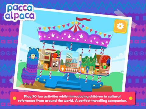 Pacca Alpaca - Travel Playtime- fun activities for kids 1