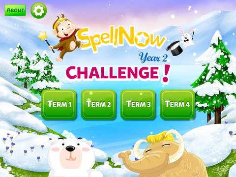 SpellNow Year 2 Challenge