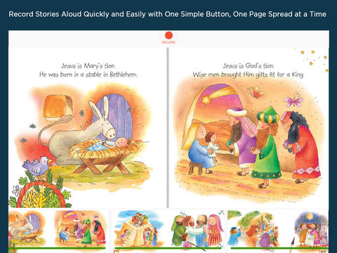LuvYa Reader Recorder – Recordable Children's Bibles, Christian Devotions and Prayers for Kids You Love 3