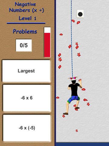 Math Climber HD 2