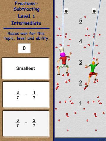 Math Climber HD 5