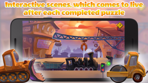 Live Transport Puzzles for Kids 2
